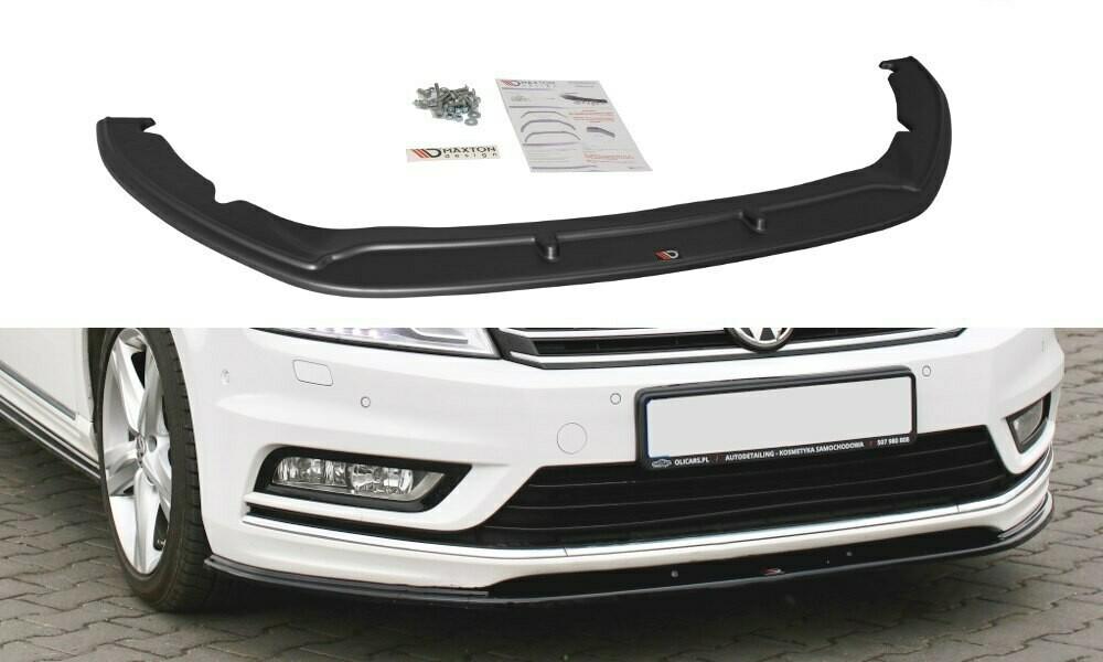 Frontlippe VW Passat B7 R-Line