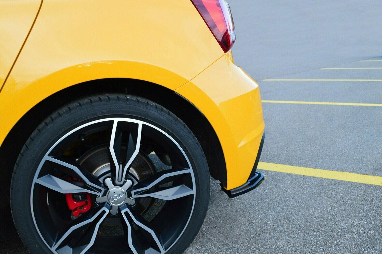 Heckdiffusor Audi S1 Facelift