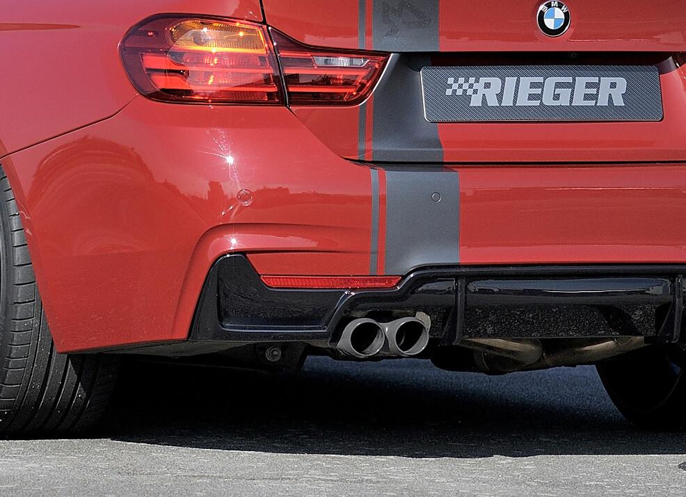 Heckdiffusor BMW F32 Mpaket