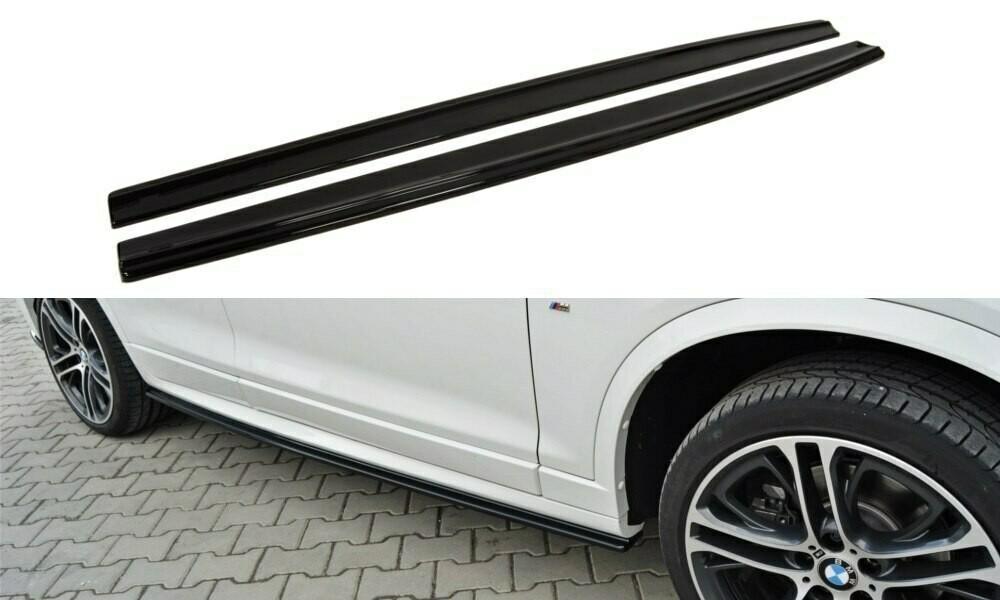 Seitenschweller BMW X4 M-Paket