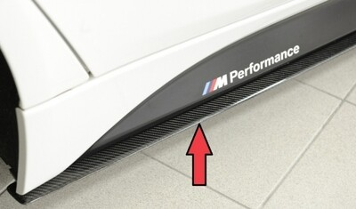 Seitenschweller Carbon F30 Mpaket