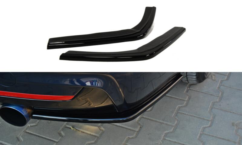 Side Splitters BMW F32 Mpaket