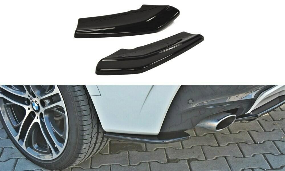 Side Splitters BMW X4 M-Paket