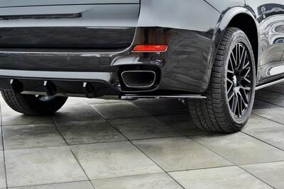 Side Splitters BMW X5 F15 MPaket