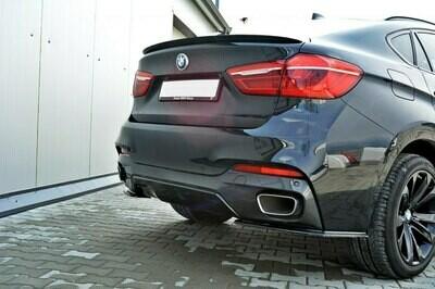 Spoilerlippe BMW X6 F16