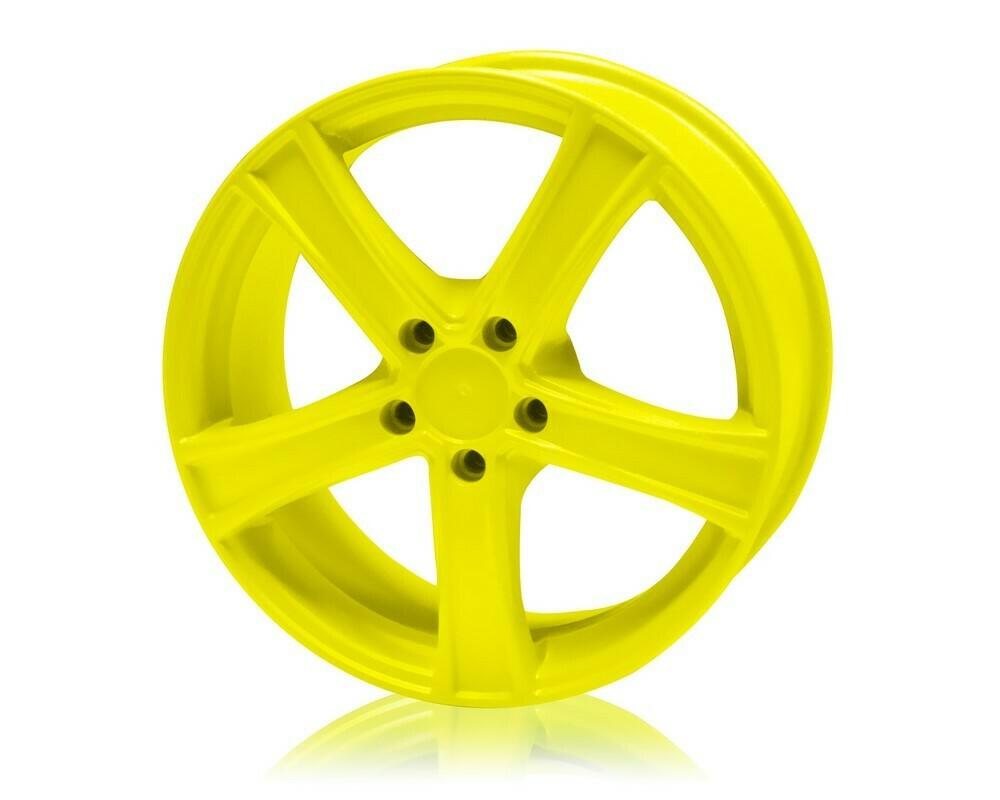 FOLIATEC Sprüh Folie neon gelb + Grundierung