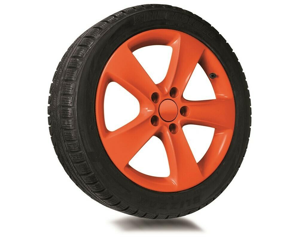 FOLIATEC Sprüh Folie orange glänzend