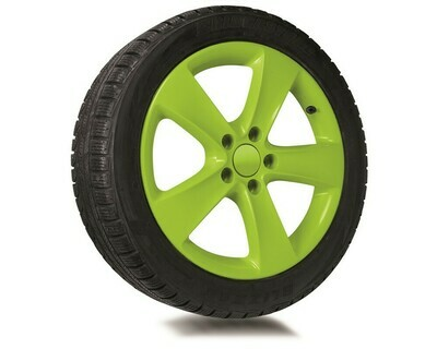 FOLIATEC Sprüh Folie Toxic grün glänzend