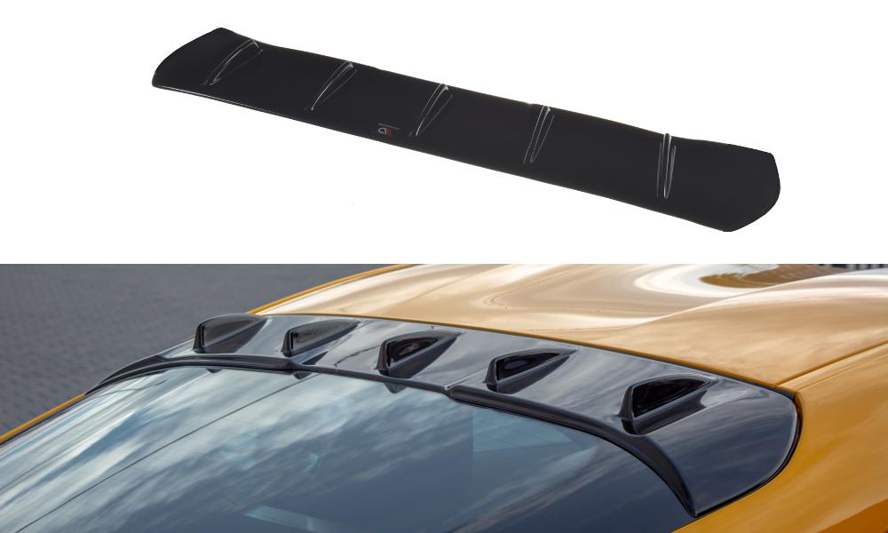 Die Erweiterung der Heckscheibe Toyota Supra mk5