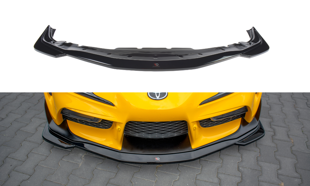Splitter / Frontansatz V.1 Toyota Supra Mk5