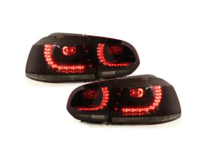 LED Rückleuchten VW Golf 6 VI 08-13 rot/rauch