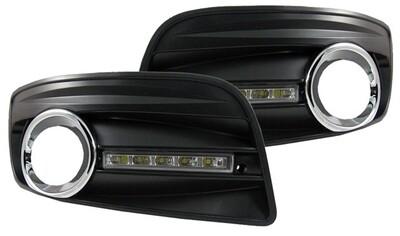 VW Golf 5 LED Tagfahrlichter