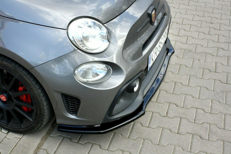 Frontlippe V1 Fiat 500 Abarth Facelift