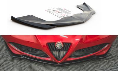 Frontlippe Alfa Romeo 4C