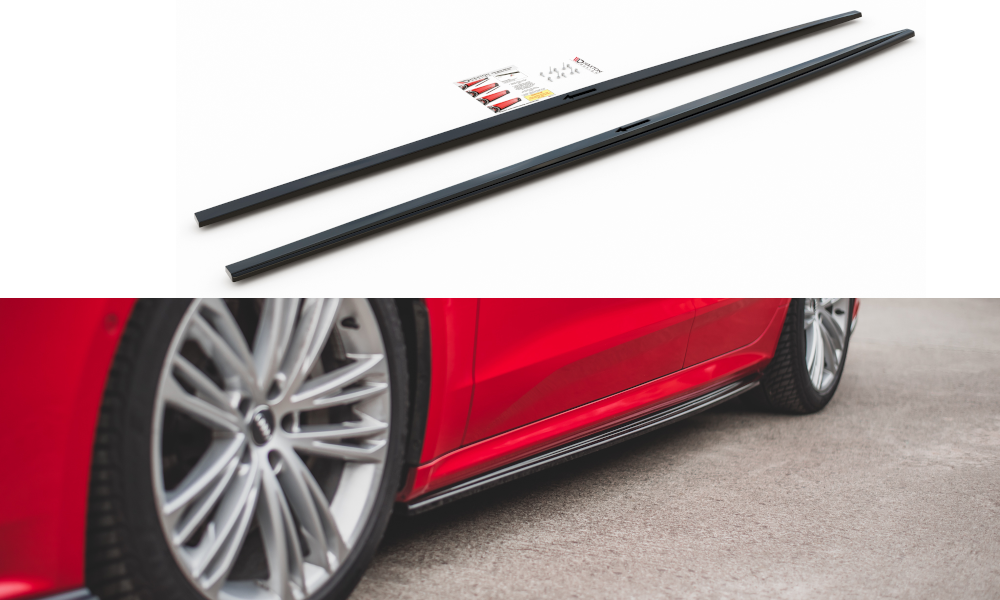 Seitenschweller Audi A7 C8 S-Line