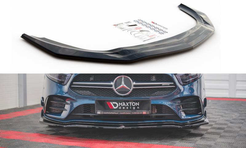 Frontlippe V1 Mercedes A35 AMG/AMG Line