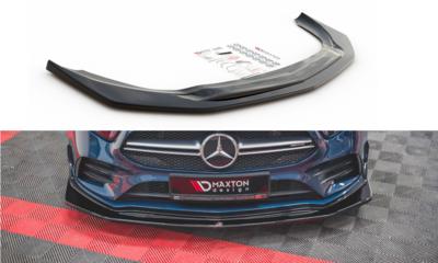Frontlippe V3 Mercedes A35 AMG