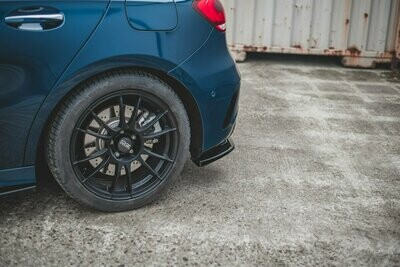 Side Spliitters Mercedes A35 AMG
