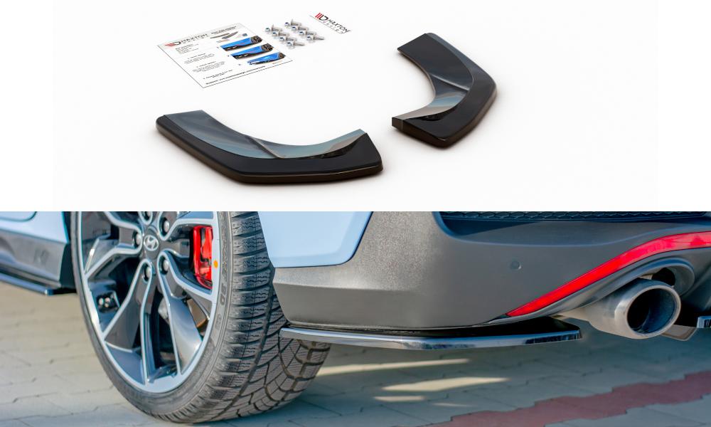 Side Splitters Hyundai I30 N Fastback