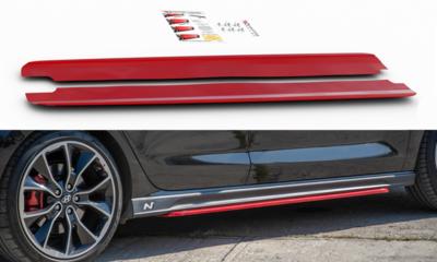 Seitenschweller V2 Hyundai I30 N