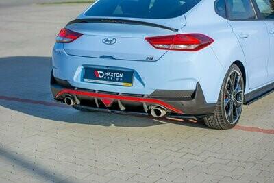 Heckdiffusor V2 Hyundai I30 N Fastback