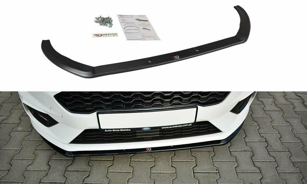 Frontlippe V3 Ford Fiesta ST MK8 / ST-Line