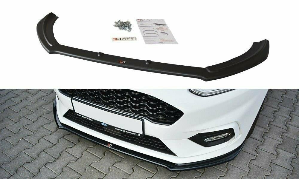 Frontlippe V2 Ford Fiesta ST MK8 / ST-Line