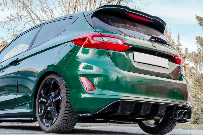 Heckdiffusor Ford Fiesta ST MK8