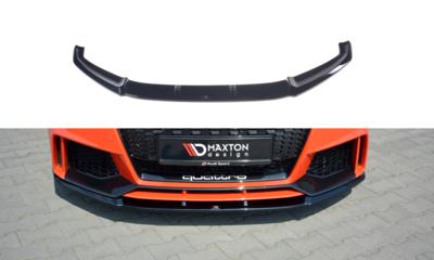 Frontlippe V2 Audi TT RS 8S