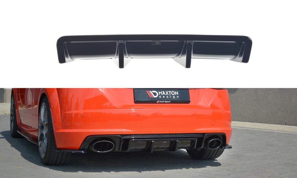 Heckansatz Audi TT RS 8S