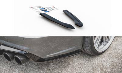 Side Splitters Sport Audi S6/A6-SLine FL