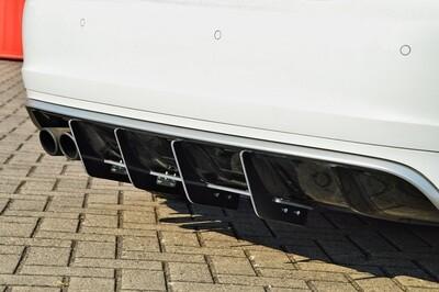Heckansatz mit Finnen für Audi RS3 8PA