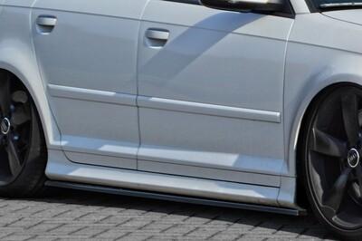 Seitenschweller Cup Look für Audi RS3 8PA