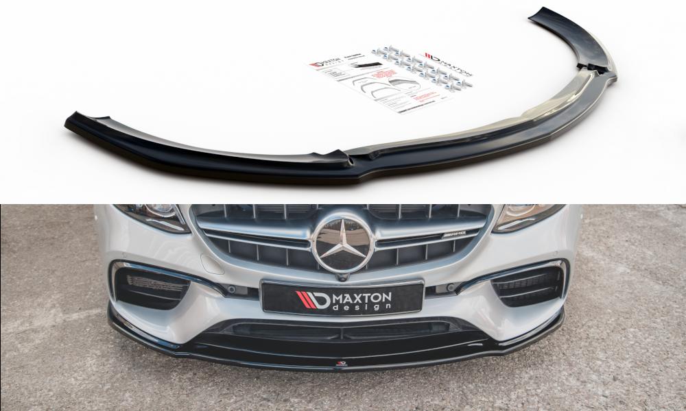 Frontlippe V2 Mercedes E63 AMG W213