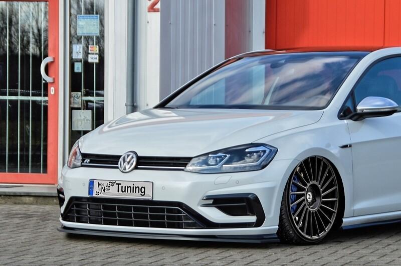 Frontspoiler VW Golf 7 R Facelift