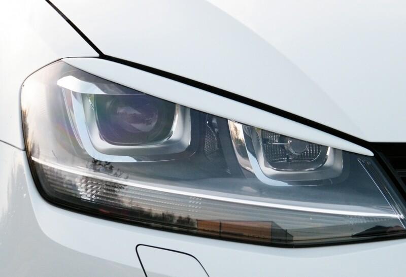 Böser Blick VW Golf 7