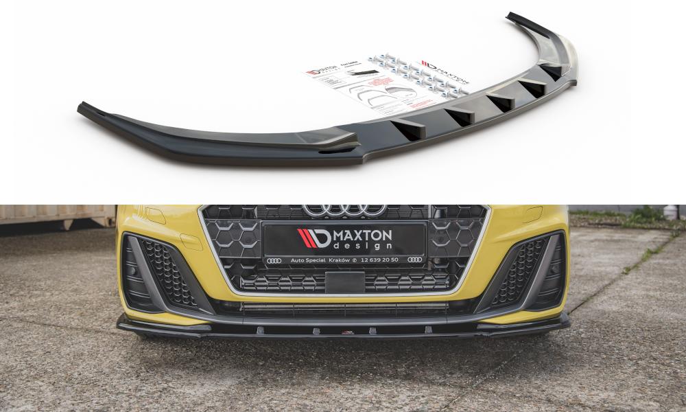 Frontlippe V1 Audi A1 S-Line GB