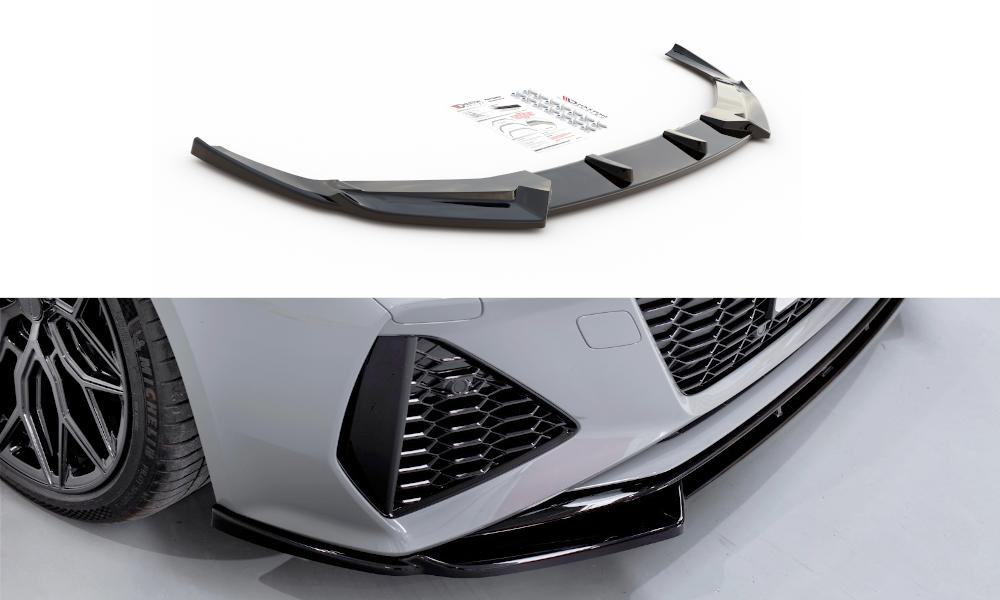 Frontlippe V1 Audi RS6 C8