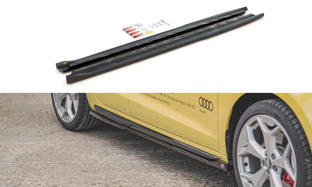 Seitenschweller Audi A1 S-Line GB