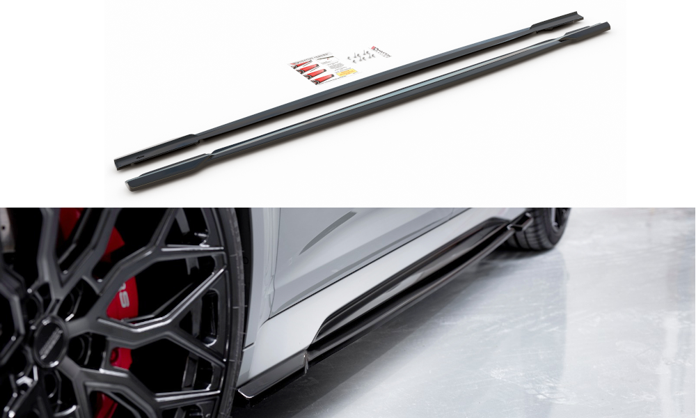 Seitenschweller V1 Audi RS6 C8
