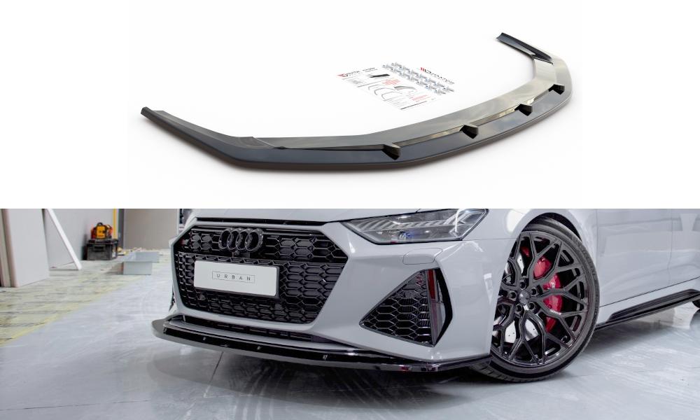 Frontlippe V2 Audi RS6 C8