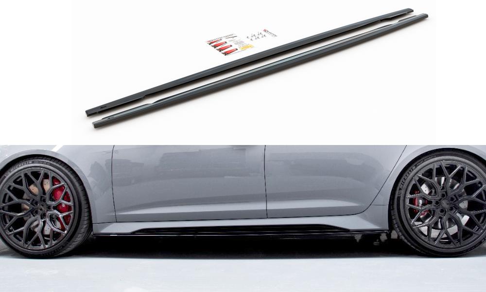 Seitenschweller V2 Audi RS6 C8