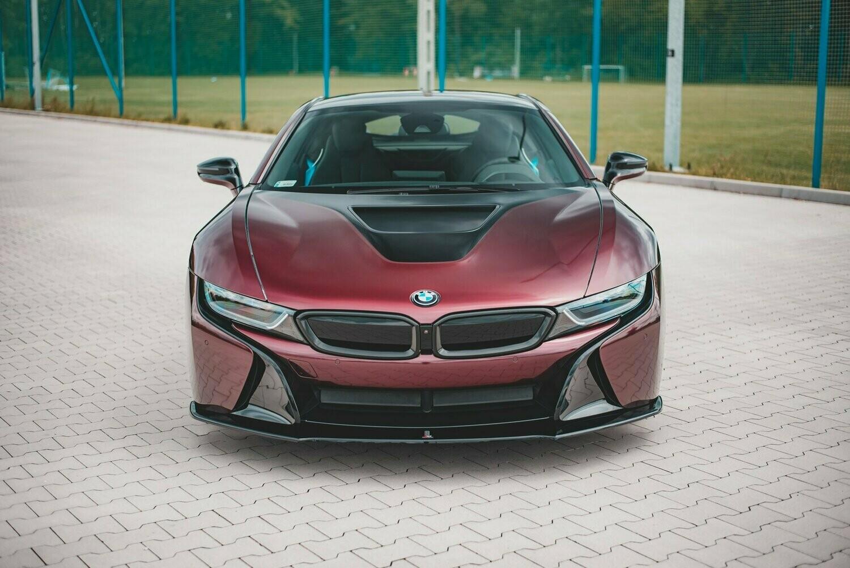 Frontlippe BMW i8