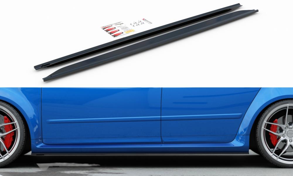 Seitenschweller Audi RS4 B7