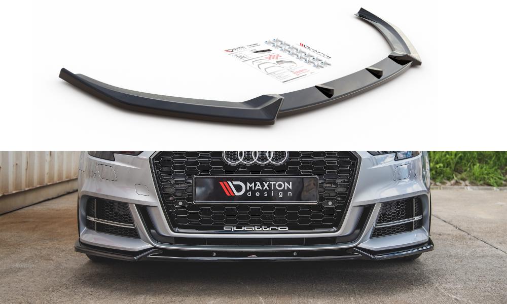 Frontlippe V3 Audi S3 8V Facelift
