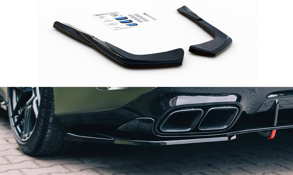 Side Splitters Mercedes AMG GT63 S