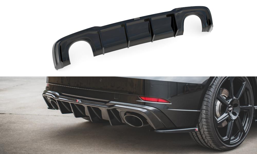 Heckdiffusor Audi RS3 8V Facelift
