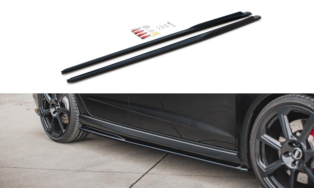 Seitenschweller V2 Audi RS3 8V Facelift
