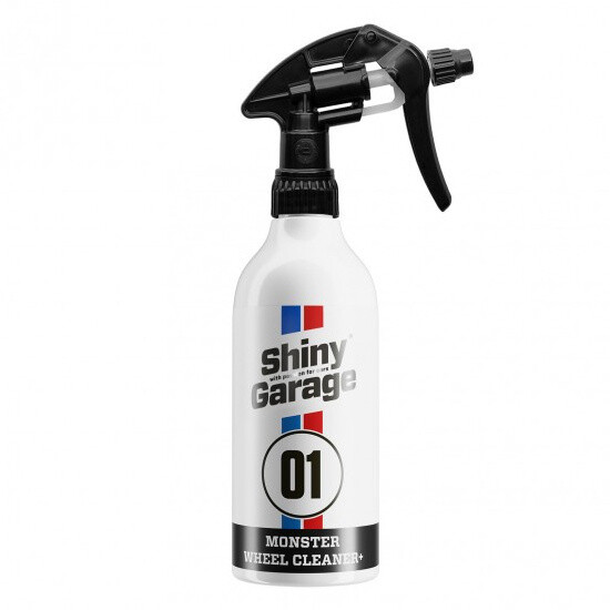 Shiny Garage Monster Wheel Cleaner 500ml