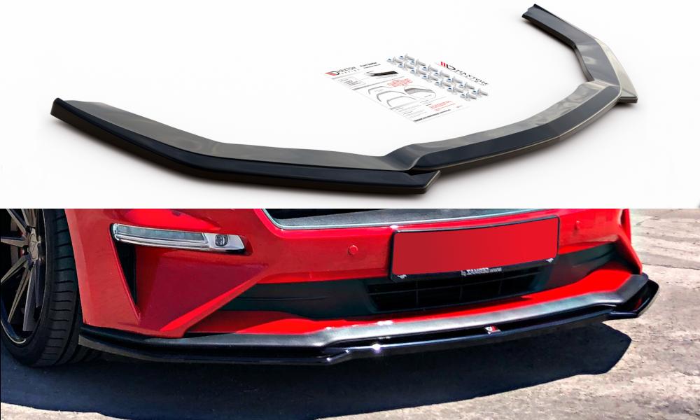 Frontlippe V1 Mustang GT Facelift